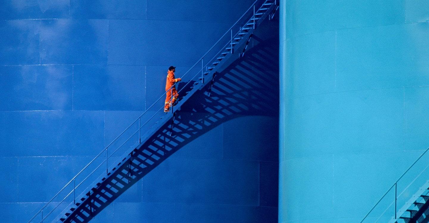 visual of a socotec worker