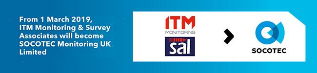 ITM rebranded SOCOTEC Monitoring