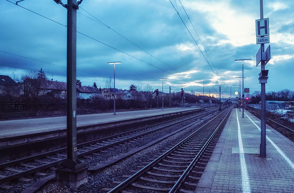 Asbestos management on the railway