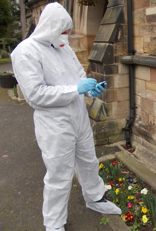 Asbestos re-inspection