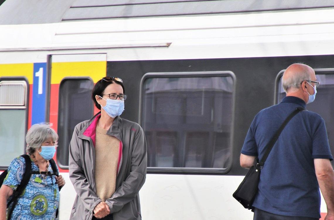 Contaminated surfaces rail client