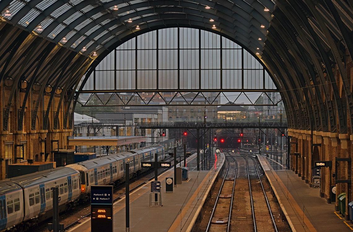 effluent rail sector