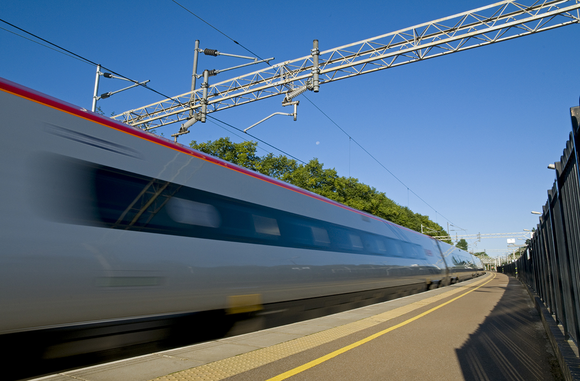 electrified railways