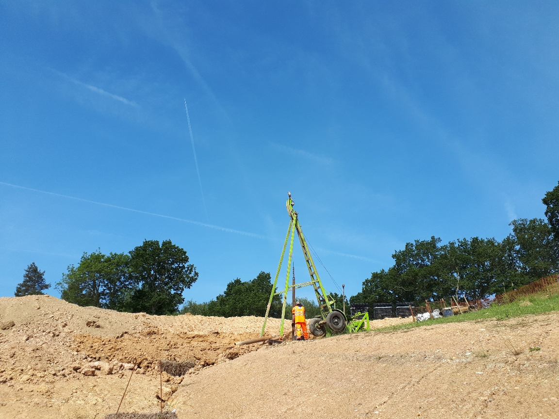 In situ field testing