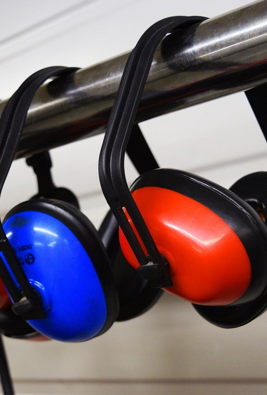 Noise legislation