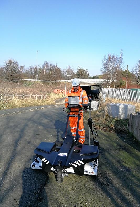 Utility surveyor