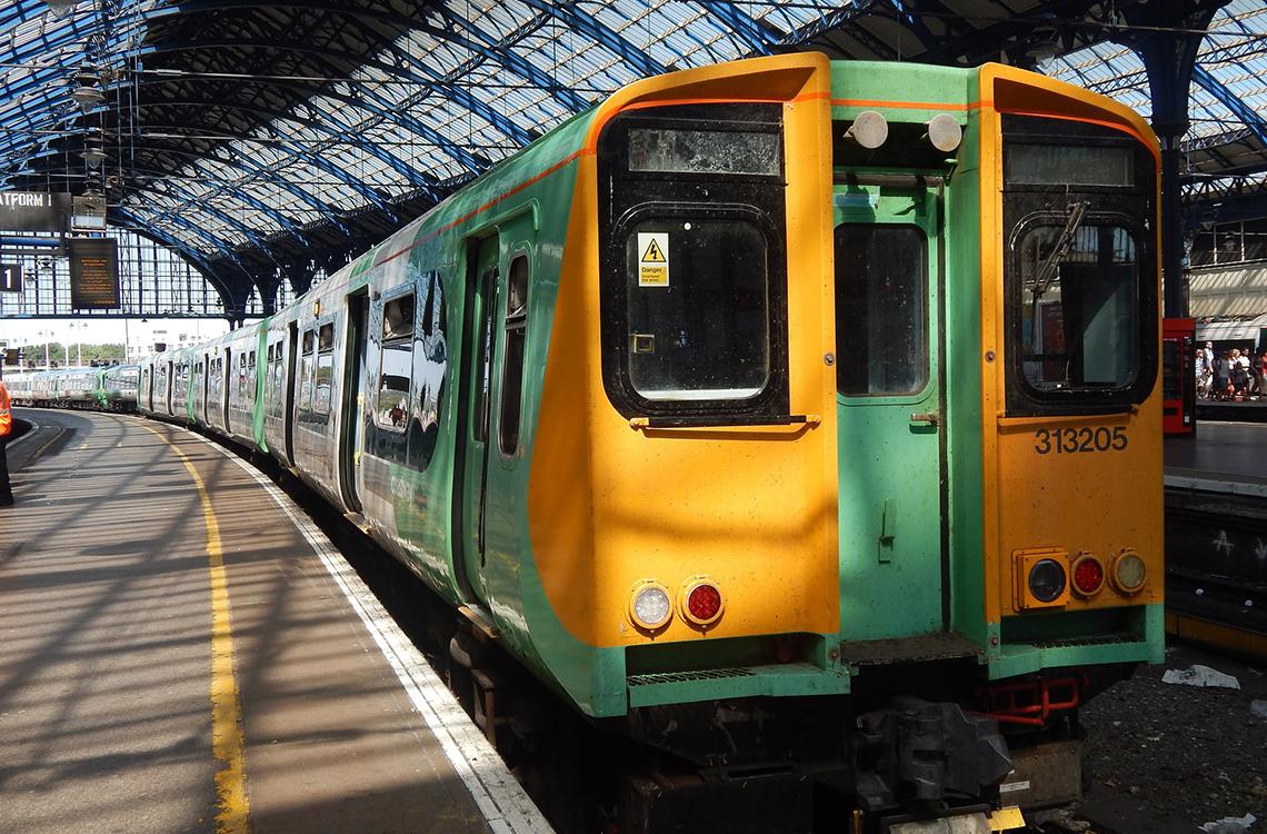 rail surveys