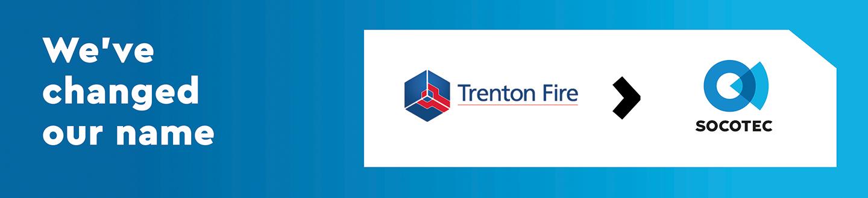 Trenton Fire rebrand