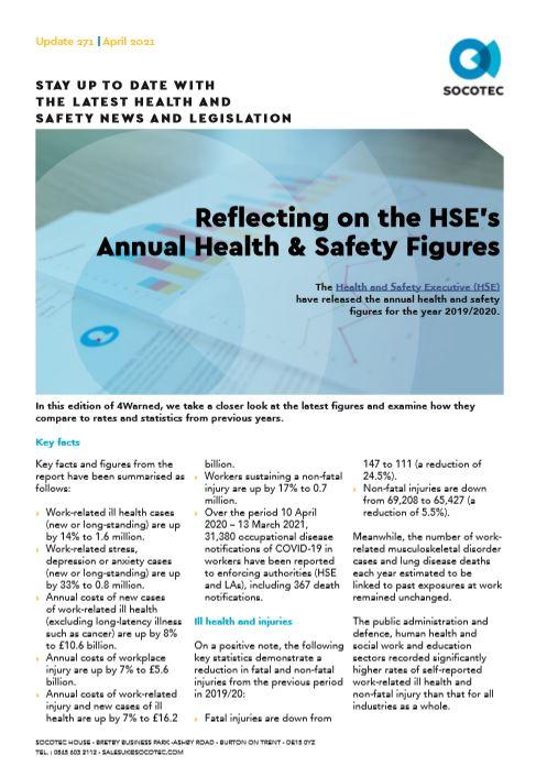 HSE 2019-20 figures